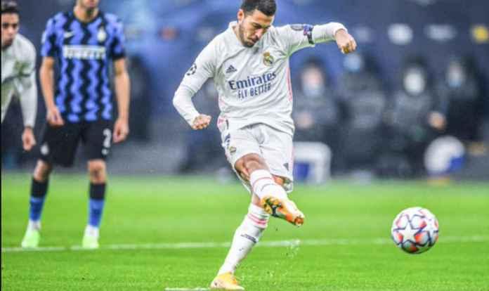Hasil Liga Champions Inter Milan Kalah Oleh Real Madrid Skor Akhir 0 2 Gilabola Com