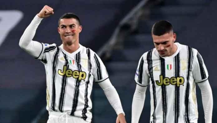 Hasil Juventus Vs Cagliari Skor 2 0 Ronaldo Empat Menit Dua Gol Gilabola Com