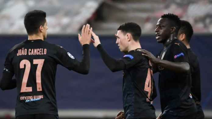 Hasil Olympiakos vs Manchester City di Liga Champions skor akhir 0-1