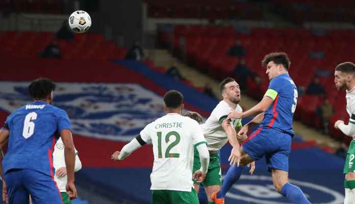 Hasil pertandingan ujicoba - Hasil Inggris vs Irlandia - Skor Akhir 3-0