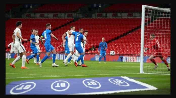 Inggris Hancurkan Islandia Dengan Empat Gol di Wembley