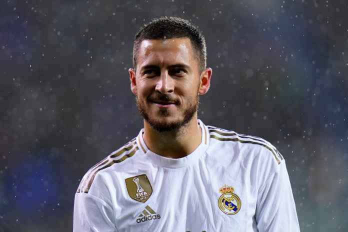 Lampard Belum Bisa Lupakan Eden Hazard