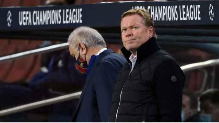 Barcelona Siaga Hadapi Dynamo Kiev, Ini Racikan Ronald Koeman