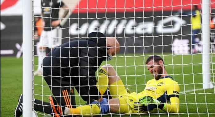 Manchester United Turunkan Kiper Muda Gantikan De Gea Saat Menjamu PSG