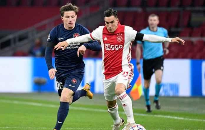 Chelsea dan Manchester City Gigit Jari, Tagliafico Perpanjang Kontrak di Ajax