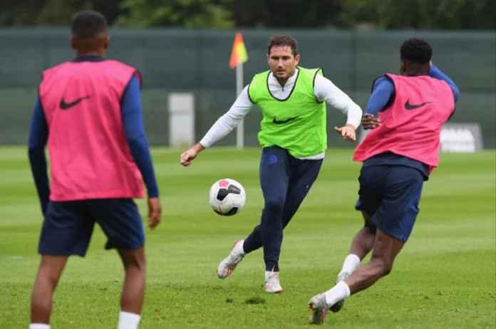 Frank Lampard Bisa Mainkan Dua Bintangnya, Ini Lineup Chelsea di Newcastle