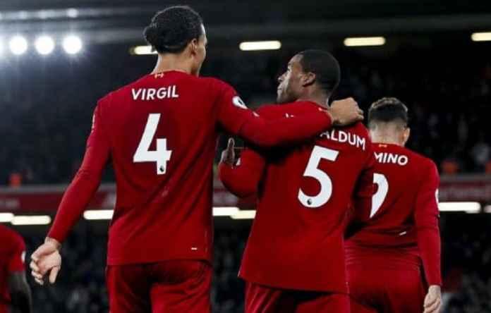 Liverpool Tak Jelas, Wijnaldum Bungkam Soal Kontrak Barunya