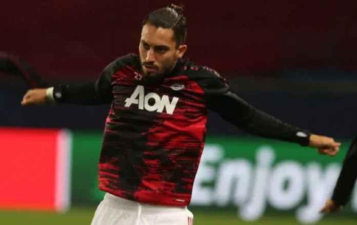 Manchester United Berharap Mainkan Alex Telles Saat Hadapi West Brom