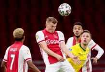 Milan Harus Siapkan Dana Besar, Ajax Ingin Untung Banyak dari Bek Mudanya