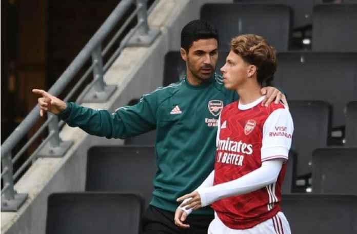 Arsenal Diperkuat Titisan Steven Gerrard di Liga Europa melawan Molde