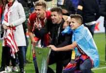 Diego Simeone Sukses Menginternasionalkan 14 Pemain Atletico Madrid
