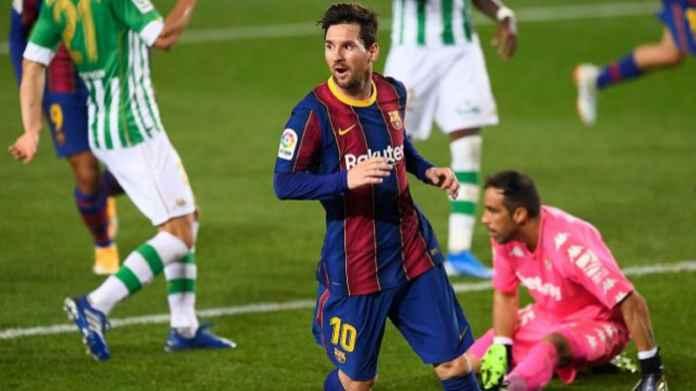 Bukan Cuma Ronaldo, PSG Sudah Bicarakan Transfer Lionel Messi