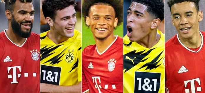 Lima Debutan Bikin Laga Dortmund Kontra Bayern Munchen Makin Panas!