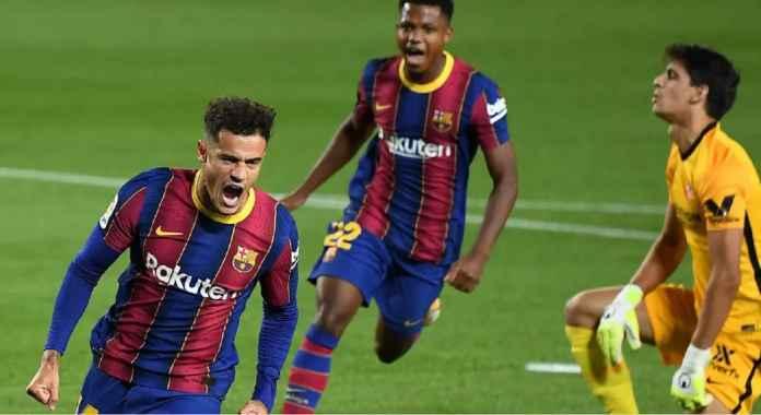 Barcelona Ingin Melepasnya ke Juventus, Coutinho Malah Beri Pengakuan Soal Liverpool