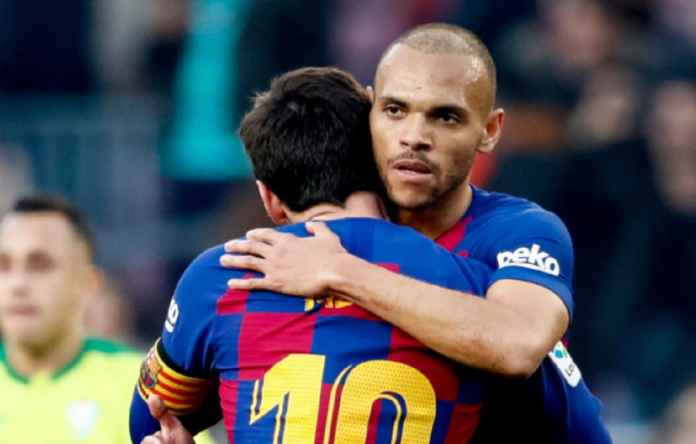 Didepak Barcelona, Martin Braithwaite Diburu Tiga Klub Inggris
