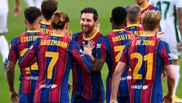 Empat Pemain Barcelona Masuk Starting XI Paling Berharga di La Liga