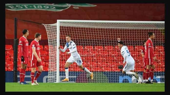 Atalanta Catatkan Rekor yang Ingin Dilihat Musuh-musuh Liverpool