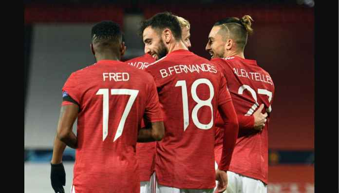 Rapor Pemain Man Utd 4-1 Istanbul, Fernandes Dua Gol, Rashford dan James Satu Gol
