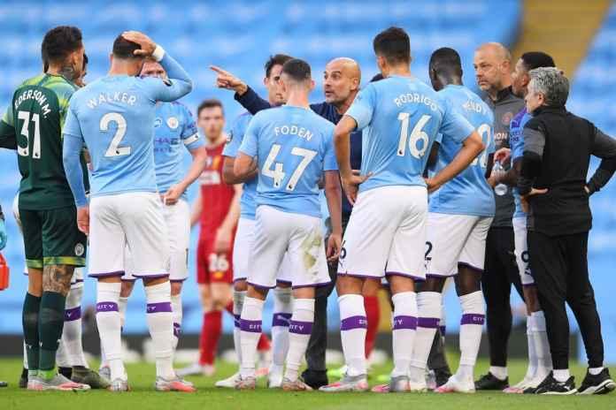 Manchester City Rombak Skuad, Pemain Kunci Dilepas