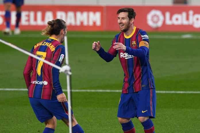 Messi Hengkang, La Liga Tetap Akan Menarik