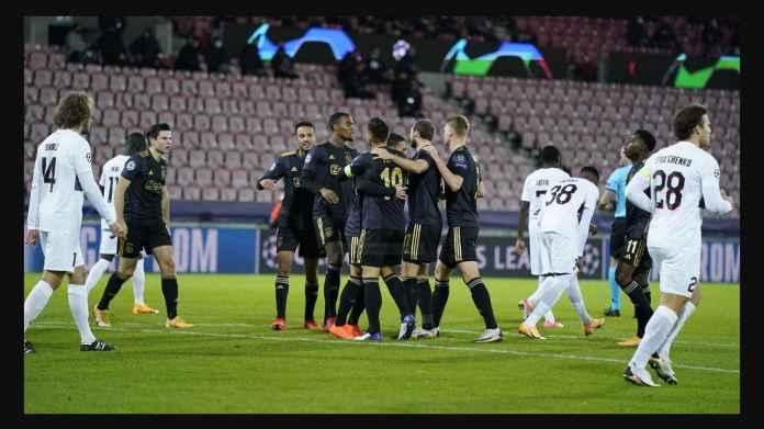 Hasil Liga Champions: Lapis Kedua Ajax Masih Terlalu Kuat Untuk Midtjylland