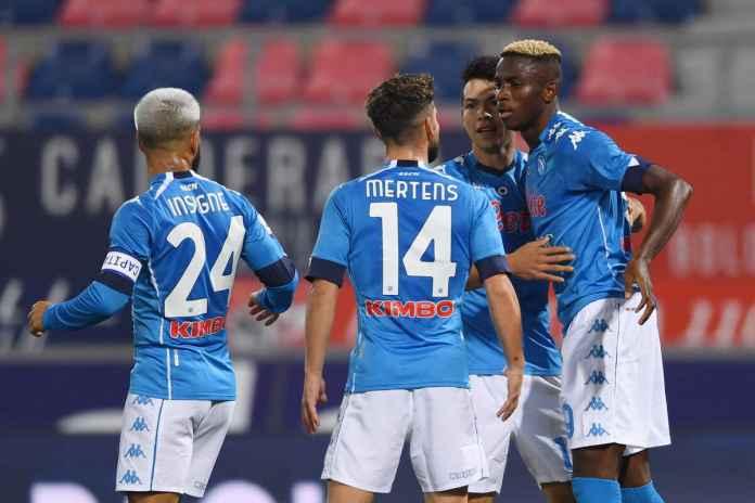 Napoli Berhasil Kalahkan Bologna, Gattuso Tak Puas