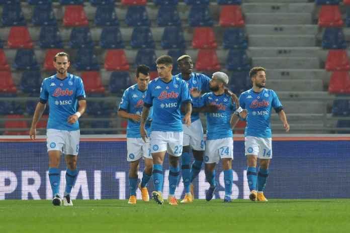 Napoli Siap Bikin Sakit Hati AC Milan di San Paolo