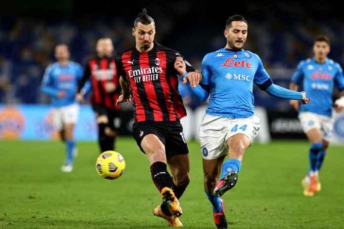 Napoli Tetap Percaya Diri Usai Kalahkan AC Milan