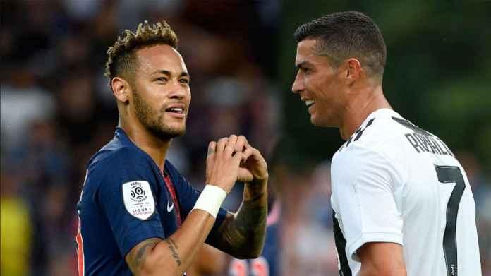 Bukan Beli Ronaldo, PSG Akan Barter CR7 Dengan Neymar, Gajinya Kurang Lebih Sama