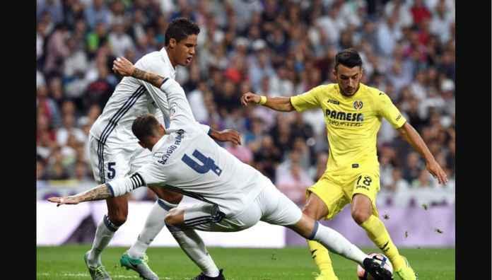 Dua Bek Tengah Real Madrid Cedera, Villarreal dan Inter Bersorak