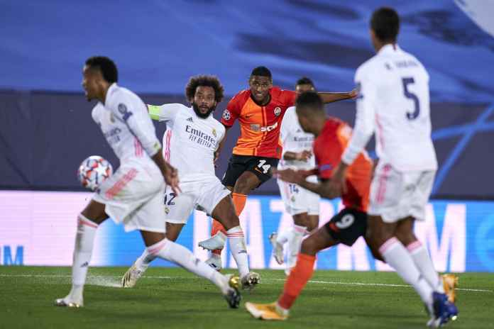 Real Madrid Dapat Tekanan Jelang Hadapi Shakhtar
