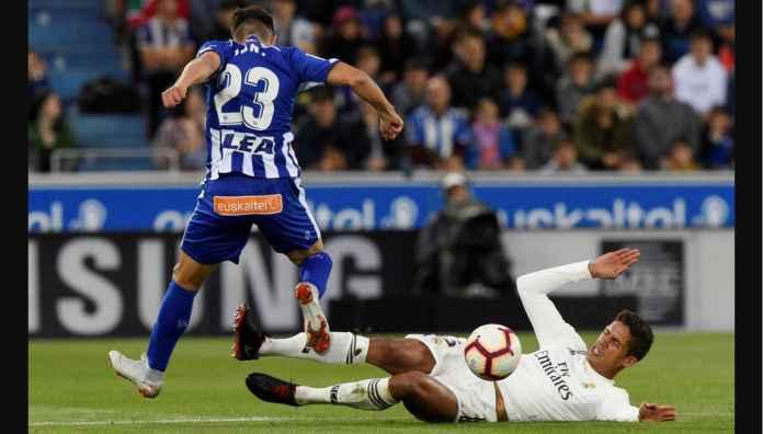 Prediksi Real Madrid vs Alaves, Momen Los Blancos Kembali ke Jalur Kemenangan