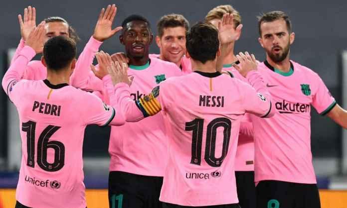 Barcelona Ingin Jual Lima Pemain Sekaligus Pada Januari, Termasuk Target MU!
