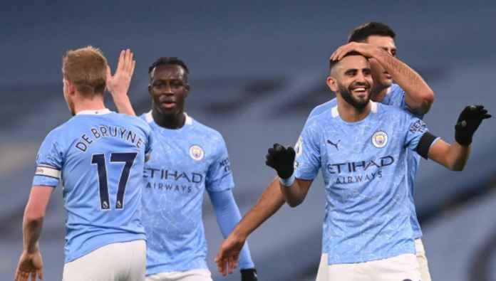 Rapor Pemain Manchester City 5-0 Burnley, Riyad Mahrez Hattrick, Nilai Sempurna!