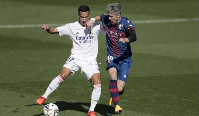 Lucas Vazquez Cedera, Real Madrid Makin Krisis Bek Kanan Jelang Kontra Inter Milan