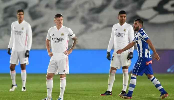 Real Madrid Tim Paling Banyak Kebobolan Penalti Di Liga Spanyol Musim Ini