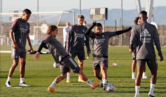 Tanpa Ramos, Benzema, Casemiro, 20 Pemain Real Madrid Tandang ke Villarreal