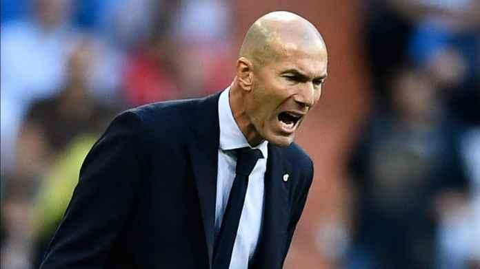 Real Madrid Bertanding 11 Kali Dalam 40 Hari, Zinedine Zidane Merasa Frustrasi