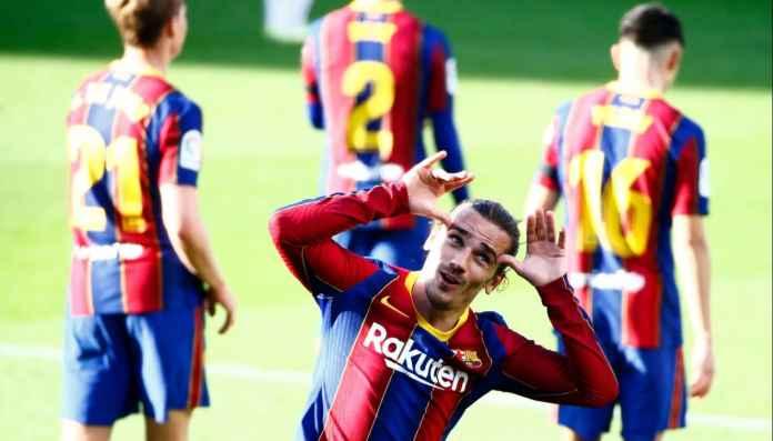 Barcelona Tekuk Osasuna 4-0, Ronald Koeman Puji Performa Antoine Griezmann
