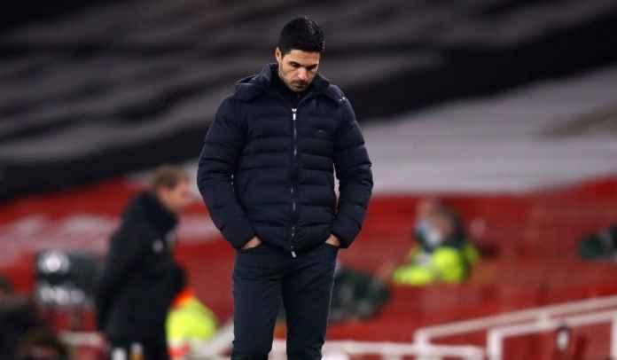 Arsenal Diterkam Serigala Di Kandang, Mikel Arteta : Hasil yang Sangat Buruk!