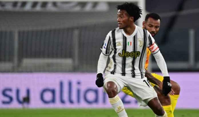 Juan Cuadrado Bangga Jadi Kapten Juventus, Nikmati Sepak Bola Andrea Pirlo