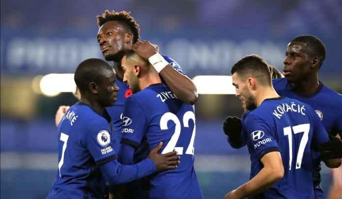 Rapor Pemain Chelsea 4-1 Sheffield United : Comeback Berkat Umpan Tajam Ziyech