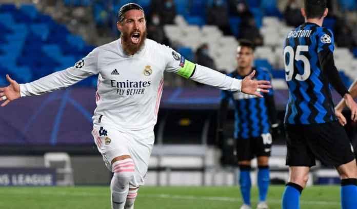 Real Madrid Siap Langgar Aturan Demi Kontrak Baru Kapten Sergio Ramos