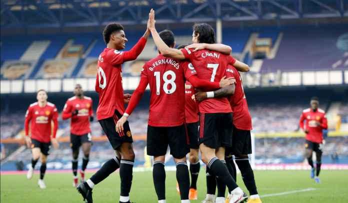 MU Catat Rekor Kemenangan Tandang Berusia 27 Tahun Usai Bungkam Everton