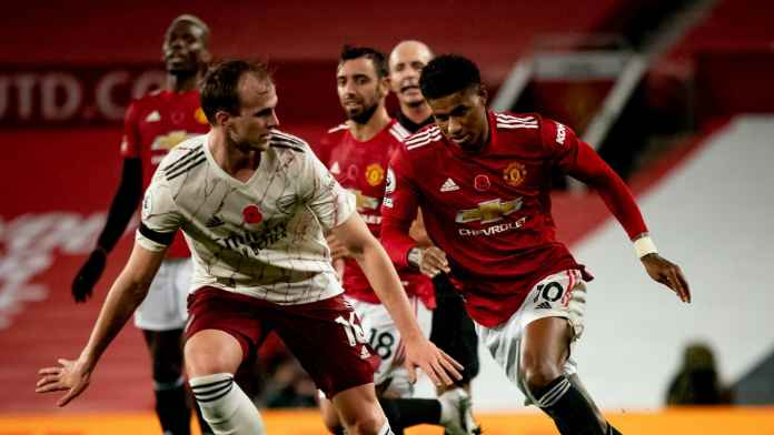 Rashford Janji Man Utd Bangkit, Kabar Buruk Bagi Istanbul dan Everton