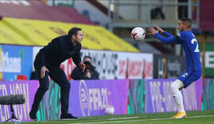 Frank Lampard Yakin Hakim Ziyech Bakal Jadi Pemain Besar Chelsea