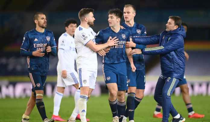 Rapor Pemain Arsenal 0-0 Di Leeds, Sudah 476 Menit Tanpa Gol Open Play!