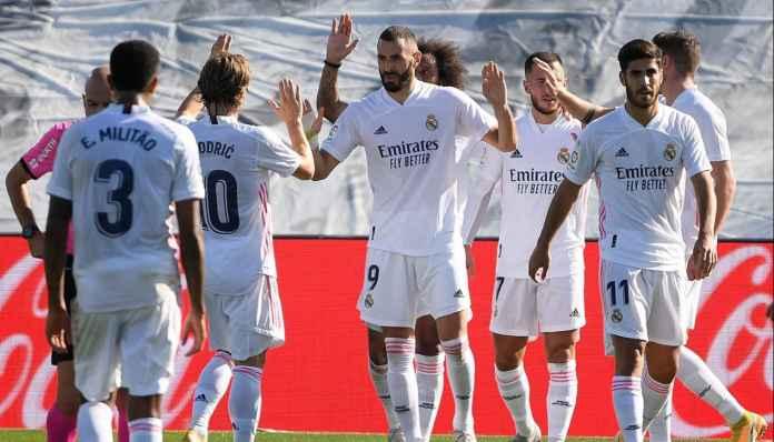 Gawat! 4 Bek Real Madrid Absen Kontra Inter Milan di Liga Champions