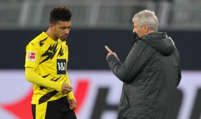 Sancho Merosot Musim Ini, Mungkin Kecewa Gagal Transfer ke Man Utd