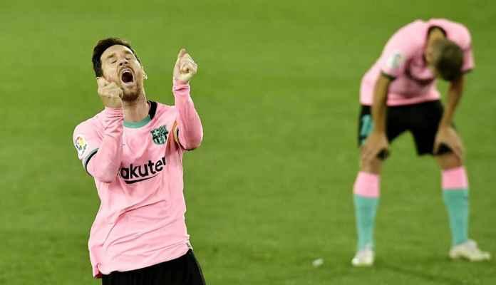 Starting XI Terbaik Liga Spanyol : Messi Duet Dengan Benzema Meski Tak Cetak Gol!